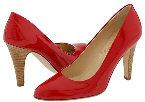 Christin Michaels - Lindsey (Red Patent)