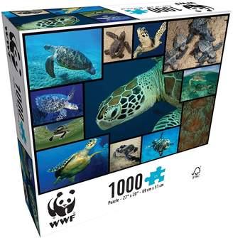 WWF WWF 1000 Piece Puzzle - Sea Turtles