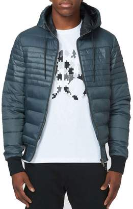 Moose Knuckles Terra Nova Quilted Hooded Jacket