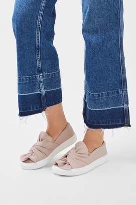 Topshop TWISTED Slip On Trainers