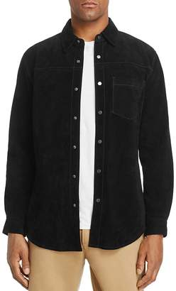 Blank NYC Suede Shirt Jacket - 100% Exclusive