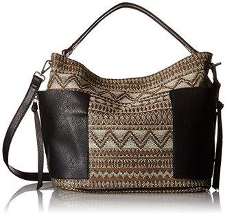 Steve Madden Bkoltt Hobo Bag,Tan Straw $52.20 thestylecure.com