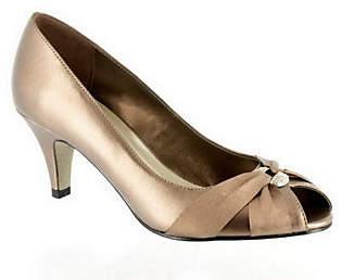 Easy Street Shoes Sunset Peep-Toe Pumps