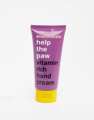 Anatomicals Help The Paw Hand Cream 100ml