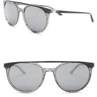 Philippe Starck EYES 54mm Aviator Sunglasses
