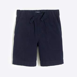 J.Crew Factory Boys' lightweight pull-on short