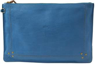 Jerome Dreyfuss Leather clutch bag