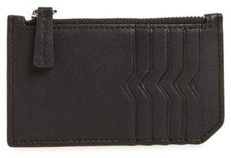 Mackage Taj Leather Card Case