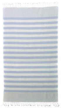 Brielle Pestemal Striped Turkish Bath Towel