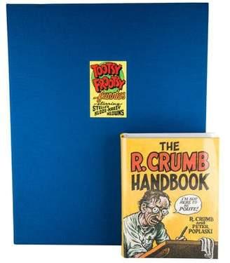 Stella McCartney Home The R. Crumb x Handbook