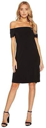 Bishop + Young Avery Bare-Shoulder Dress