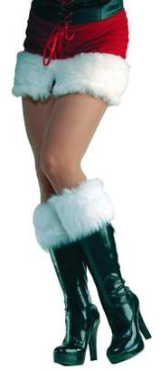 Christmas Sexy Fur Boot Cuffs