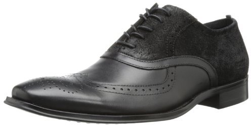 Kenneth Cole Reaction Men's Trick Play Wing Tip Oxford