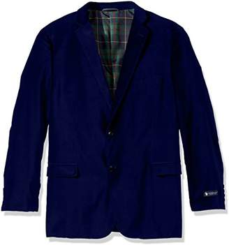 U.S. Polo Assn. Men's Big and Tall Velvet Sport Coat