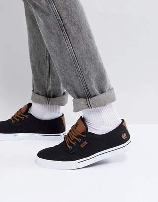 Etnies Jameson 2 Eco Sneakers In Black
