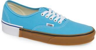 Vans Authentic Gum Block Sneaker