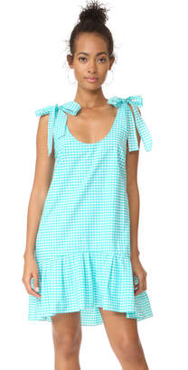 Amanda Uprichard Carrigan Dress $189 thestylecure.com