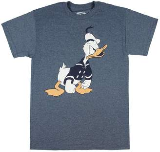 Mighty Fine Disney Donald Duck Vintage Angry Graphic T-Shirt