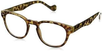 Peepers Unisex-Adult London Bridge 2183200 Round Reading Glasses