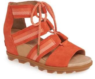 Sorel Joanie II Ghillie Lace Sandal