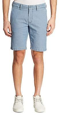 Saks Fifth Avenue Men's COLLECTION Pin Dotted Shorts