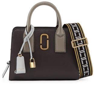 Marc Jacobs Little Big Shot Saffiano Tote Bag