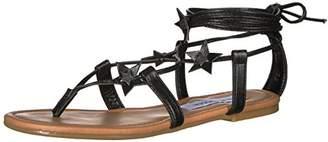 Steve Madden Women's Jupiter Flat Sandal