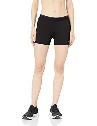 "Amazon Essentials Women's Elastic Waist 3.5"" Inseam Performance Short"