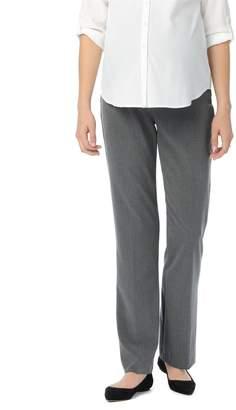 Motherhood Maternity Tall Secret Fit Belly Bi-stretch Suiting Straight Leg Maternity Pants