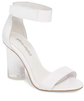 Jeffrey Campbell Alessa Clear Heel Sandal