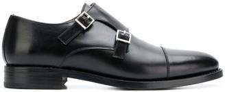 Berwick Shoes double monk strap shoes