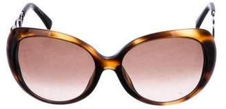 Emilio Pucci Tortoiseshell Gradient Sunglasses