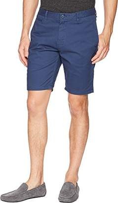 Scotch & Soda Men's Chino Short in Stretch Twill Quality