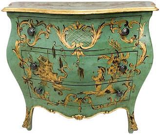 One Kings Lane Vintage Italian Chinoiserie Dresser - Von Meyer Ltd.