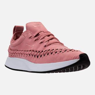 Nike Women's Dualtone Racer Woven Casual Shoes