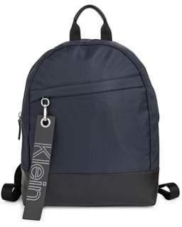 Calvin Klein Contrast Logo Backpack