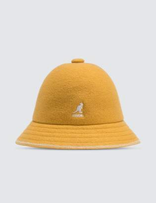 Kangol Stripe Casual Bucket Hat