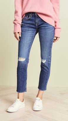 Rag & Bone Ankle Dre Slim BF Jeans