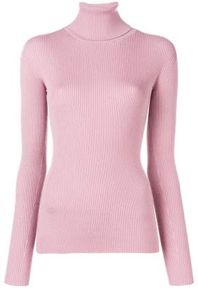 Dolce & Gabbana ribbed knit jumper
