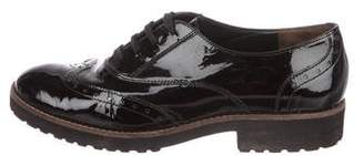 Paul Green Patent Leather Brogues Oxfords
