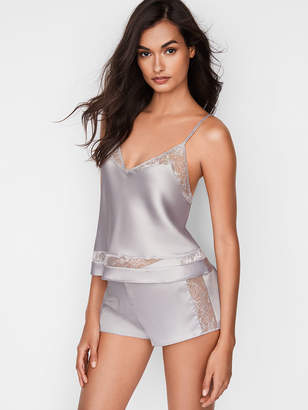 Very Sexy Satin & Lace Cami Set