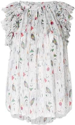 Etoile Isabel Marant Erell blouse