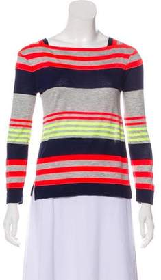 Marc by Marc Jacobs Bateau Neck Striped Top