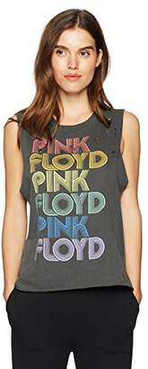Lucky Brand Women's Pink Floyd Tank TOP