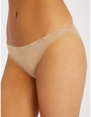 Calvin Klein Bottoms Up jersey bikini briefs