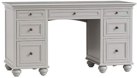 Chelsea Desk, Gray