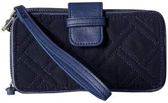 Vera Bradley RFID Smartphone Wristlet Wristlet Handbags