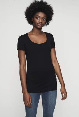 Long Tall Sally The Scoop Neck Short Sleeve Tee