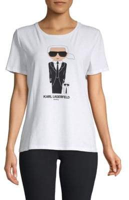 Iconic Doll Graphic Tee