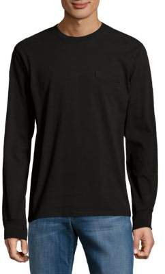 Tavik Crewneck Cotton Sweatshirt